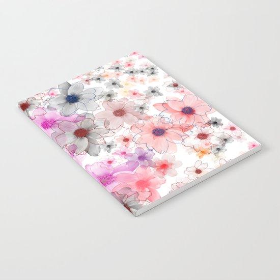 Flower carpet(36). Notebook