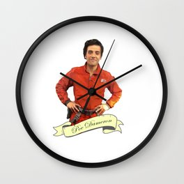 Best Pilot in the Resistance  Wall Clock