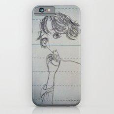 self-portrait iPhone 6s Slim Case