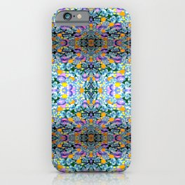 Violets And Lamps iPhone Case