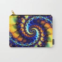 Secret Wormhole Carry-All Pouch