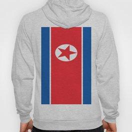 Flag of North Korea Hoody