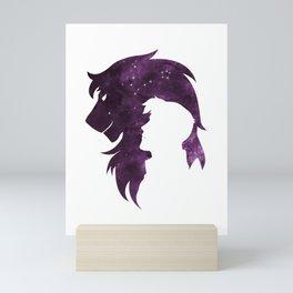 Shiro's Lion Mini Art Print