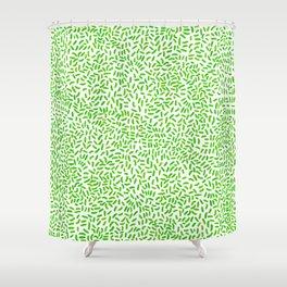 Grass 7  Shower Curtain