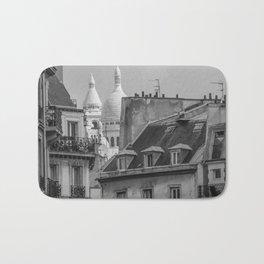 Paris toits  Bath Mat