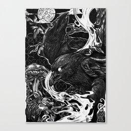 -Messengers- Canvas Print