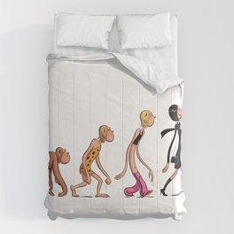 Évolution Comforters