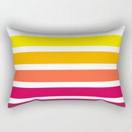 Shades of Sunrise Rectangular Pillow