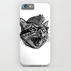 Funky Cat Slim Case iPhone 6s