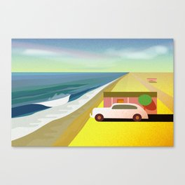 Mexican Honeymoon 2 Canvas Print