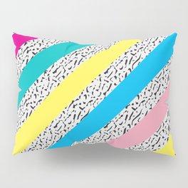 80's / 90's Stripes Pillow Sham