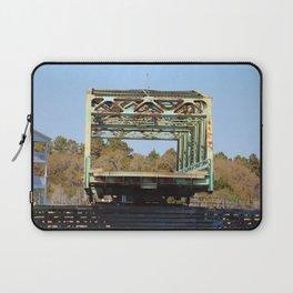 Swing Bridge Opening 2 Laptop Sleeve