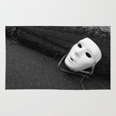 The Mask We Hide Behind VI Rug