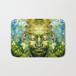 Brother Meditation Bath Mat