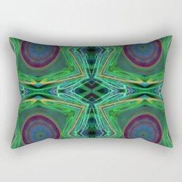 Unleashed Rectangular Pillow