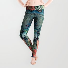 Cosmic Egg Leggings