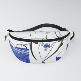 Yes! I did it! Fanny Pack
