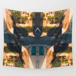 La Rue Provençale Photographic Pattern #1 Wall Tapestry