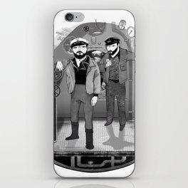 U-boat  iPhone Skin