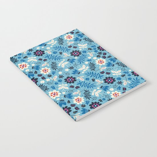 Fresh Blossoms  Notebook