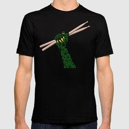 Drum till you Ooze T-shirt