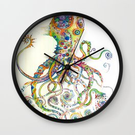 The Impossible Specimen 2 Wall Clock