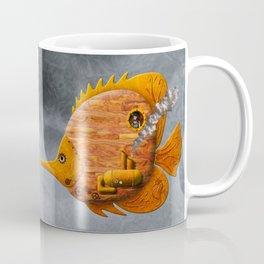 Steampunk Butterflyfish II Coffee Mug