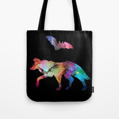 Animal Connection Tote Bag