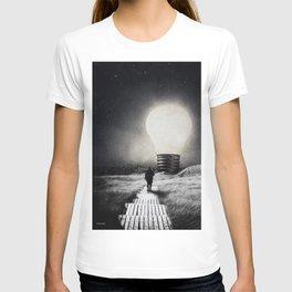 Follow the light ... T-shirt