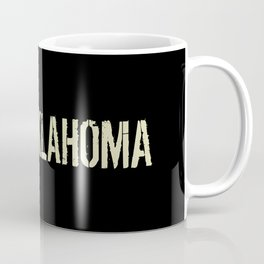 Black Flag: Oklahoma Coffee Mug