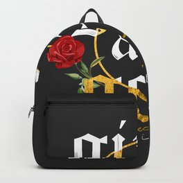 Girls Are Gold Backpack