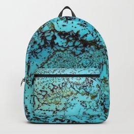 Turquoise world Backpack