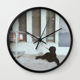 No. 8 Wall Clock