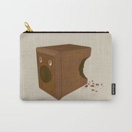 Chocolate Brownie Carry-All Pouch