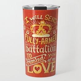 Battalion Travel Mug
