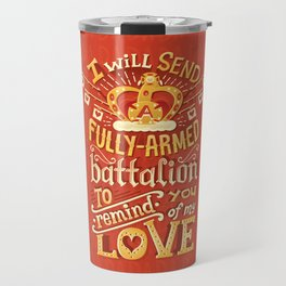 Battalion Travel Mug