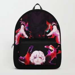 Kaneki Tokyo Ghoul 4 Backpack