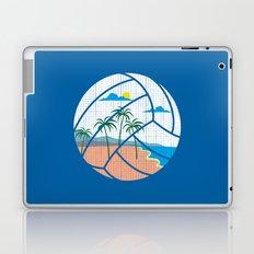 Beach Volleyball Laptop & iPad Skin