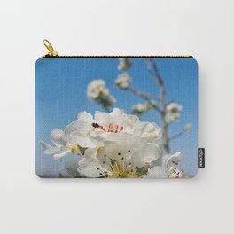 pear flowers Carry-All Pouch