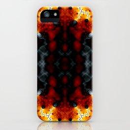 Fractal Art - Lava 3 iPhone Case