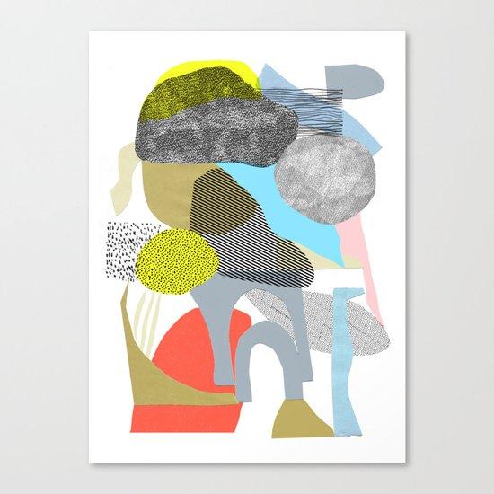 rock city Canvas Print