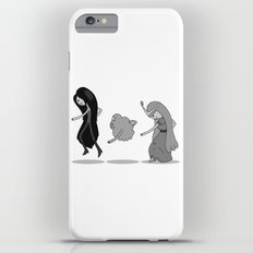 Adventure Time: Marceline, Princess Bubblegum, & LSP: Single Ladies of Ooo iPhone 6 Plus Slim Case