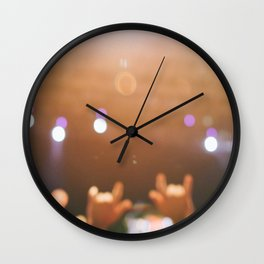 Rock and roll! Wall Clock