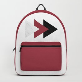 Forward Marble Jester red Arrows Collage Backpack