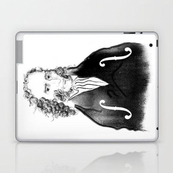 Niccolo Paganini Laptop & iPad Skin