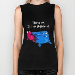 Thats ok. It's my girlfriend Biker Tank