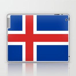 Flag: Iceland Laptop & iPad Skin