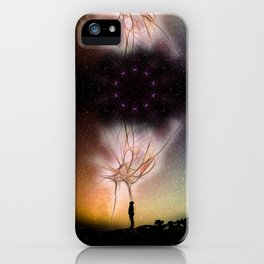 The Magic Of Thought iPhone Case