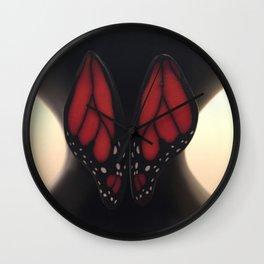Butterfly Waist Wall Clock