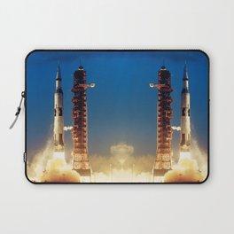 "Apollo Saturn V ""LIFTOFF"" 1967 Laptop Sleeve"